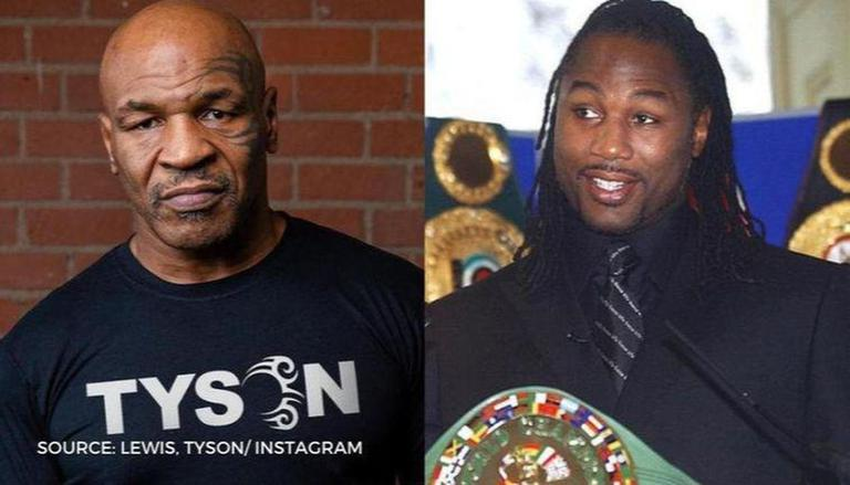 Tyson and Lewis